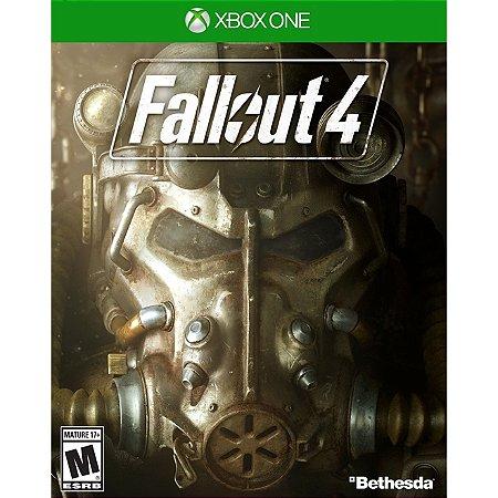 Xbox One Fallout 4 [USADO]