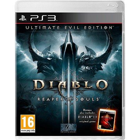 PS3 Diablo III: Ultimate Evil Edition [USADO]