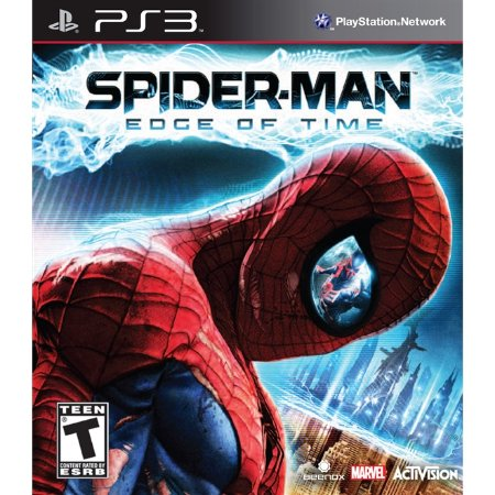 PS3 Spider-man: Edge of Time [USADO]