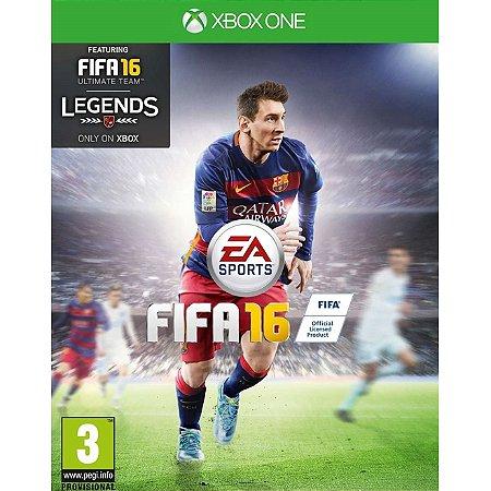 Xbox One Fifa 16 [USADO]