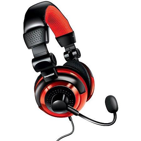 Headset Dreamgear Universal GRX-670 Elite com fio [Para PS4, PS3, Xbox 360, Xbox One e PC]