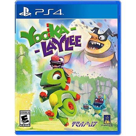 PS4 Yooka-Laylee