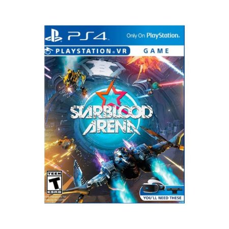 PS4 Star Blood Arena VR