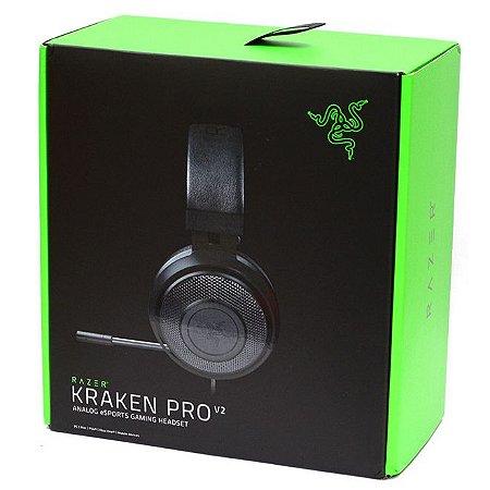 PS4 Headset Razer Kraken Pro V2