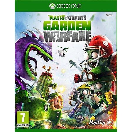 Xbox One Plants vs Zombies: Garden Warfare [Jogo funciona somente online][USADO]