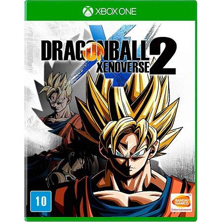 Xbox One Dragon Ball Xenoverse 2 [USADO]