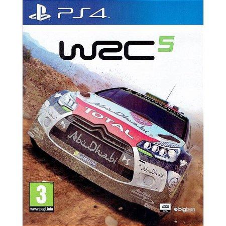 PS4 WRC 5 [USADO]