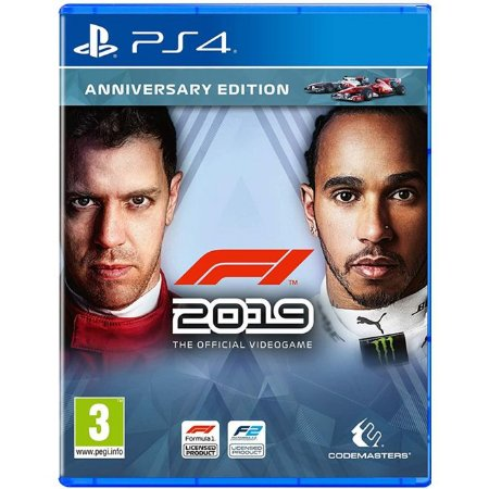 PS4 F1 2019 (Anniversary Edition)