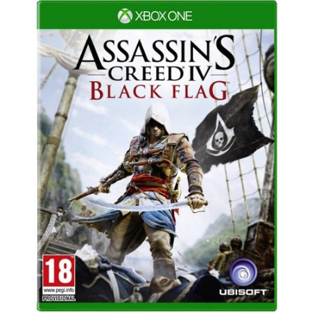 Xbox One Assassin's Creed IV: Black Flag [USADO]