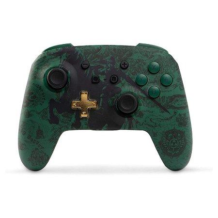 Switch Controle Sem Fio The Legend of Zelda Power A