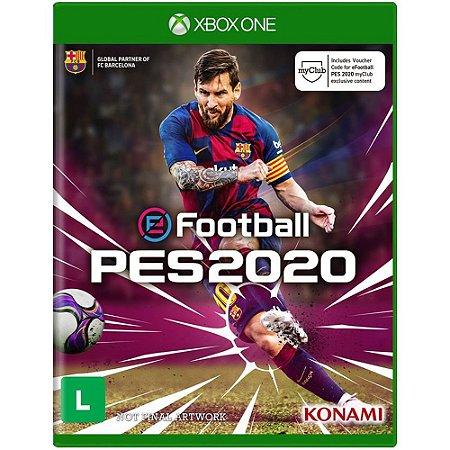 Xbox One Pro Evolution Soccer (PES) 2020