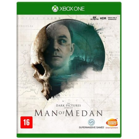 Xbox One The Dark Pictures: Man of Medan