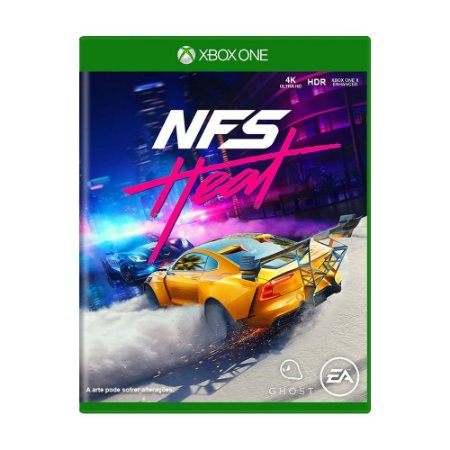 Xbox One Need for Speed Heat