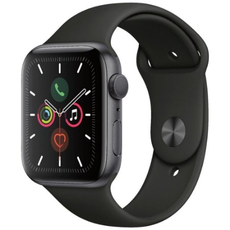 Relógio Smartwatch Apple Watch Series 5 44mm Cinza Espacial (Space Gray)