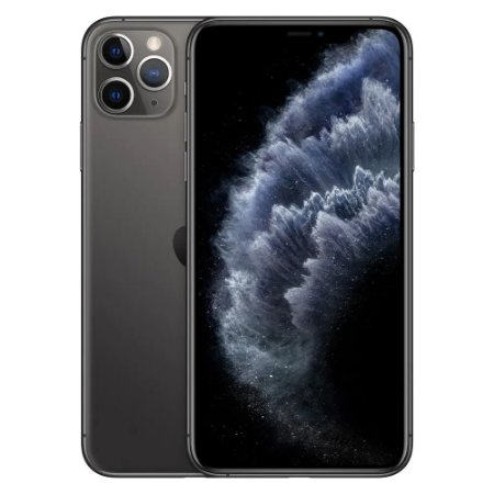 Apple Iphone 11 Pro Max 256gb Cinza Espacial