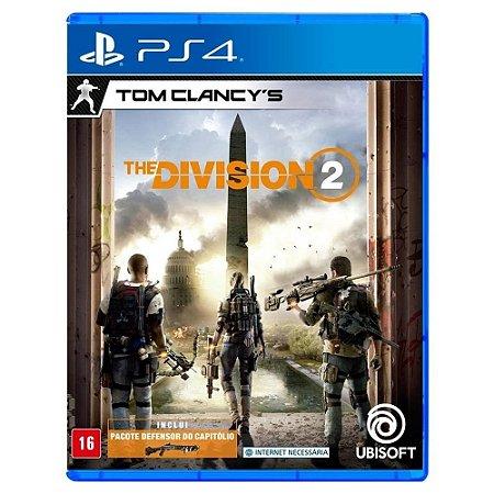 PS4 The Division 2 [USADO]