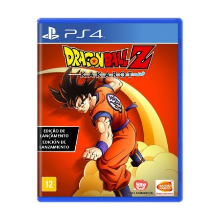PS4 Dragon Ball Z Kakarot