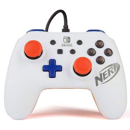 Switch Controle Com Fio NERF Power A