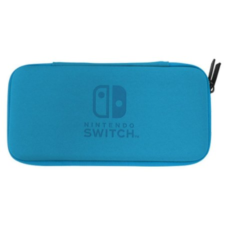 Switch Lite Case Básica Azul