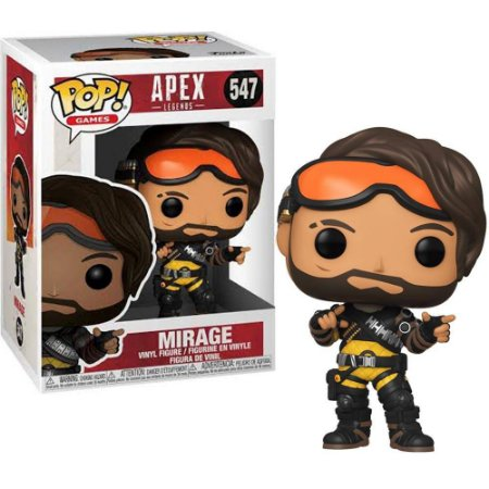 Funko Pop Apex Legends Mirage  547