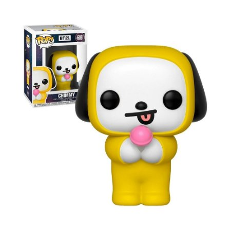 Funko Pop Bt21 Chimmy (Jimin) 686