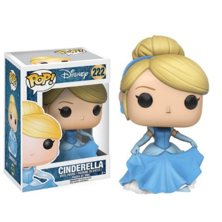 Funko Pop Disney Cinderella 222