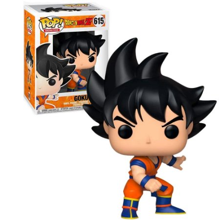 Funko Pop Dragon Ball Z6 Goku  615