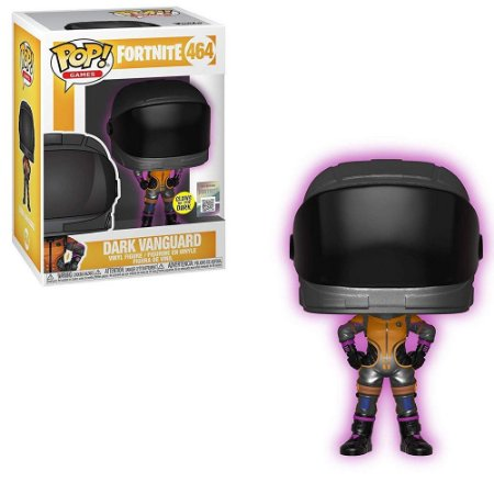 Funko Pop Fortnite 2 Dark Vanguard  464