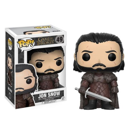 Funko Pop Game Of Thrones Jon Snow 49