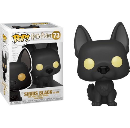Funko Pop! Movies: Harry Potter - Sirius Black as Dog 73