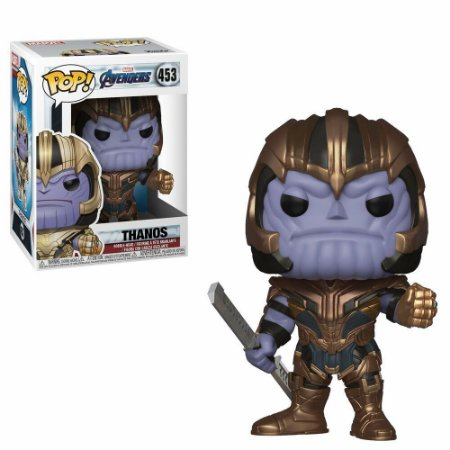Funko Pop Marvel Avengers Endgame Thanos 453