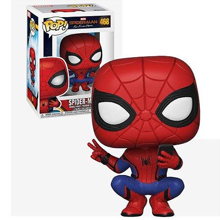 Funko Pop Marvel Spider-Man Far From Home - Spider-Man 468