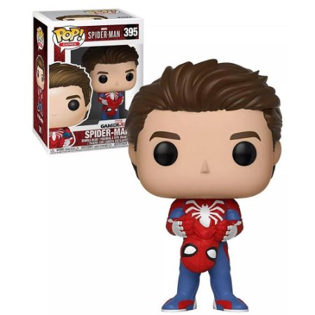 Funko Pop Marvel Spider-Man - Spider-Man 395