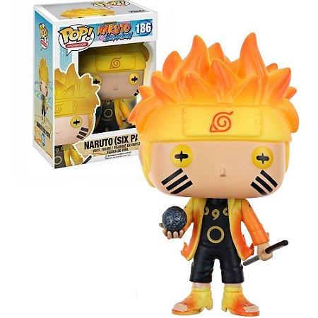 Funko Pop Naruto Naruto Six Path *Ex* 186