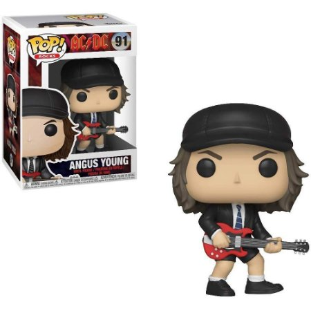 Funko Pop Rocks Ac/Dc Angus Young 91