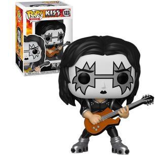 Funko Pop Rocks Kiss The Spaceman 123