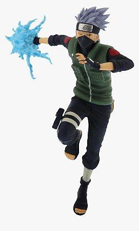 Action Figure Naruto Shippuden Vibration Stars Hatake Kakashi