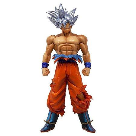 Action Figure - Dragon Ball Super - Goku Ultra Instinto Superior - Grandista