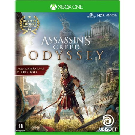 Xbox One Assassin's Creed Odyssey [USADO]