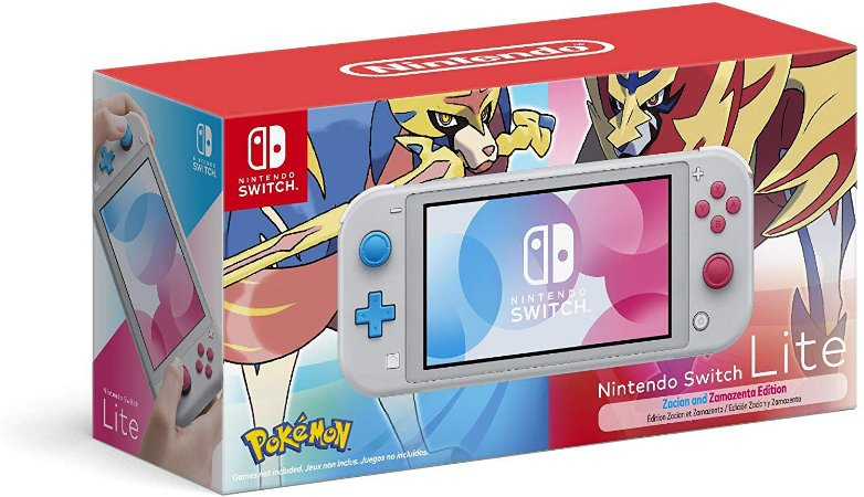 Nintendo Switch Lite Pokemon Edition