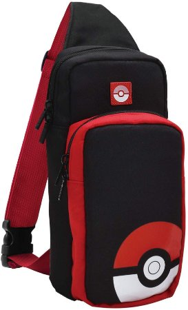 Switch Case Pokeball Trainer Pack