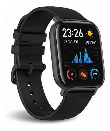 Relógio Smartwatch Xiaomi Amazfit GTS Black