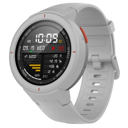 Relógio Smartwatch Xiaomi Amazfit Verge White A1811