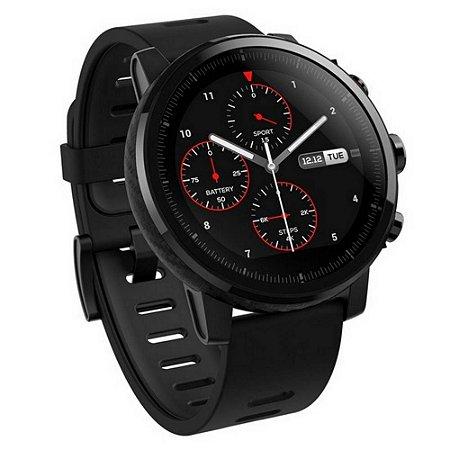 Relógio Smartwatch Xiaomi Amazfit Stratos Black