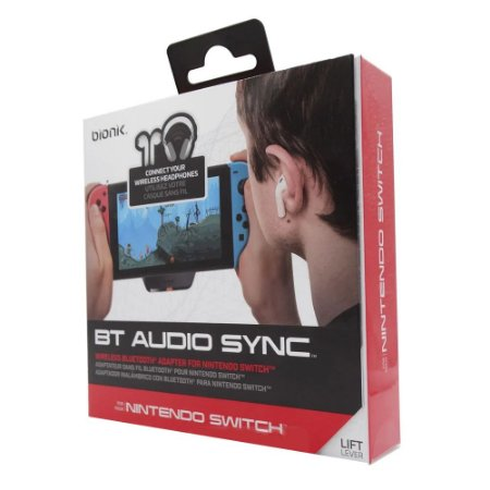 Switch BT Audio Sync Bionik