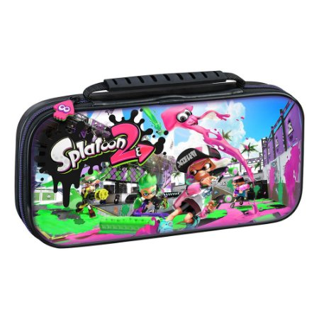 Switch Case Deluxe Travel Splatoon 2