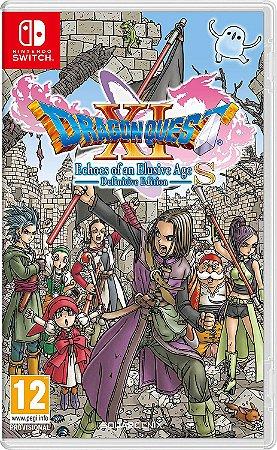 Switch Dragon Quest XI Echoes of an Elusive Age Edição da Luz
