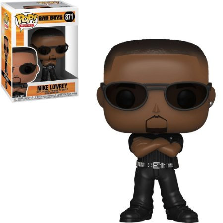Funko Pop! Movies Bad Boys Mike Lowrey 871