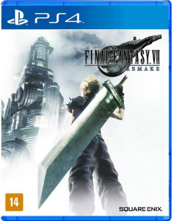 PS4 Final Fantasy 7 VII Remake