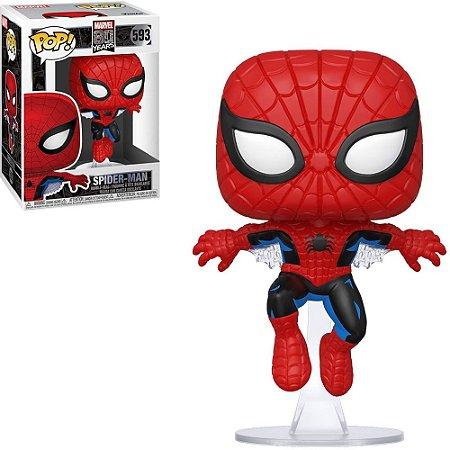 Funko Pop Spider-Man 80 years 593